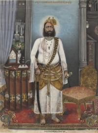 Rao Raja BAKHTAWAR SINGH, 2nd Rao Raja of Alwar 1791/1815 (Alwar)