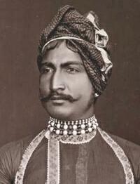 HH Shri Sawai Maharaja Sir MANGAL SINGHJI (Alwar)