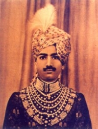 HH Raj Rishi Shri Sawai Maharaja Sir TEJ SINGHJI (Alwar)