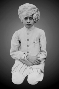 H.H. THAKUR SAHEB DHARMENDRA SINHJI AMBLIARA