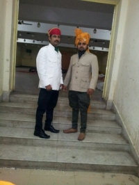 Bhanupratap Sinhji Ambliara & Ajaypal Sinhji Ambliara (Ambliara)