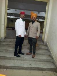 Bhanupratap Sinhji Ambliara & Ajaypal Sinhji Ambliara