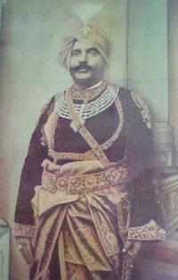 Thakore Saheb Shri Maan KESHRI SINGH JI