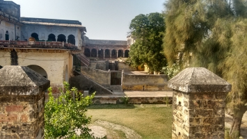 Court Awagarh Fort