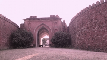 Fort of Awagarh