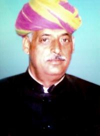 Thakur Saheb Jalam Singh Ji Ranawat