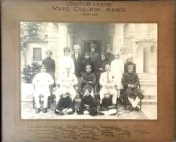 Thakur Sajjan Singh Ji BAGRI at Mayo College