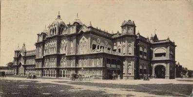 Balrampur Palace
