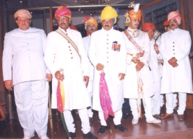 Kunwar Raghvandra Singh's Wedding