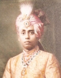 HH Sri Raj-i-Rajan Maharawal CHANDRAVEER SINGH Bahadur