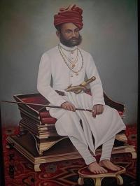HH Maharawal LAKSHMAN SINGH