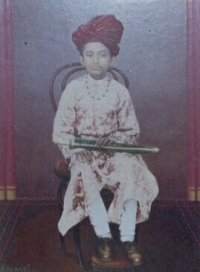 Maharajkumar Shri Sawai Singhji
