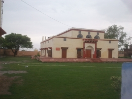 Barauli Fortress Inside