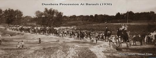Dusshehra Procession