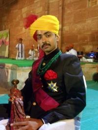 Rawat Tribhuwan Singh Rathore Barmer
