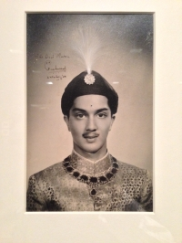 Maharaja Pratap Singh Gaekwad of Baroda