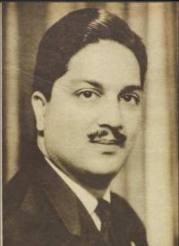 Maharaja of Baroda Fatehsinhrao Gaekwad aka Jackie in 1960