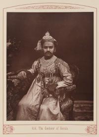 Sir Sayaji Rao III, Maharaja of Baroda