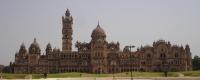 Laxmi Vilas Palace, Baroda, built by Maharaja Sayajirao Gaekwad III in 1890