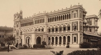 Makarpura Palace, built by Maharaja Khende Rao in 1870
