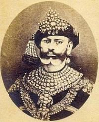 Maharaja Gaekwad KHANDERAO GAEKWAD