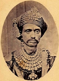 Maharaja Gaekwad MALHARRAO GAEKWAD
