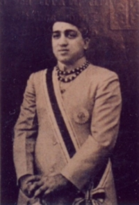 HH Maharaja Gaekwad Sir PRATAPSINGHRAO GAEKWAD