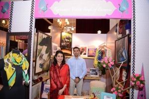 Maharajkumari Vidita Singh and Yuvaraj Siddhraj Singh