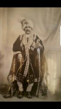 Maharaj Padam Singh Ji Bushahr
