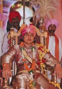 H H Maharaja Kamal Chandra Bhanj Deo, Bastar Darbar (Bastar)