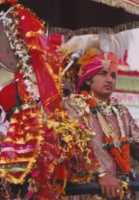H H Maharaja Kamal Chandra Bhanj Deo, Bastar Dusshera Function