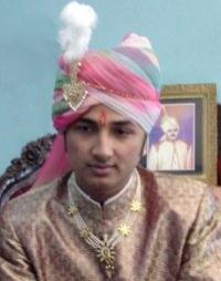 Maharaja KAMAL CHANDRA BHANJ DEO