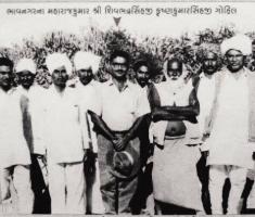 Maharajkumar Shivbhadrasinhji Krishnakumarsinhji Gohil