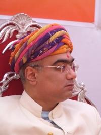 Present Maharaja of Bhavnagar, Vijayrajsinhji