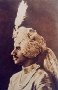 Lt. HH Maharaja Raol Shri Sir KRISHNAKUMARSINHJI