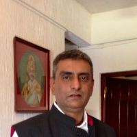 Raja Saheb Shri Mayuraj Singh of Bhinai