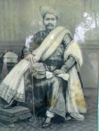Shrimant Raje Narayanrao Thorat Dinkarrao Walwekar