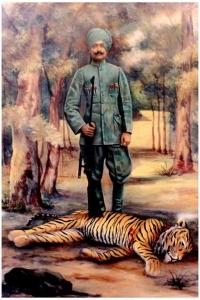 Rao Saheb Amar Singhji