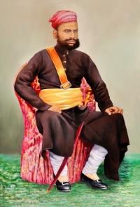 Rao Bahadur Raghuvar Singh Ju