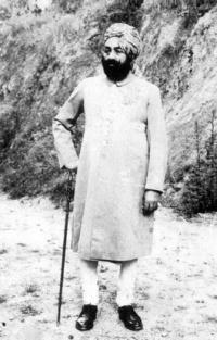 HH Bharat Dharmendra Maharaja Sawai Sir SAWANT SINGH Bahadur