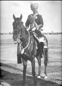 HH Maharaja Sadul Singhji Bahadur