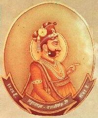 Maharaja Narendra RATAN SINGHJI