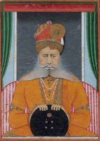 Maharaja Sardar Singhji of Bikaner