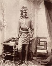 Maharaja Sir Ganga Singh Ji Bahadur (1896)