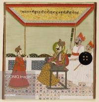 Raja Rai Singhji of Bikaner