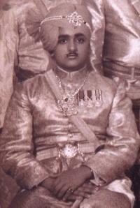 HH Maharajadhiraj Raj Rajeshwar Narendra Shiromani Maharajah Sri Dr. KARNI SINGHJI Bahadur