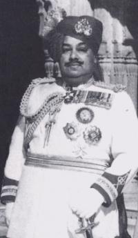 Lt.-Gen. HH Maharajadhiraj Raj Rajeshwar Narendra Shiromani Maharajah Sri SADUL SINGHJI Bahadur