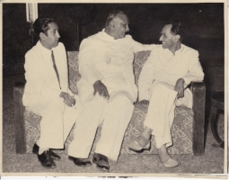 H.H.Raja Sir Anand Chand with other Maharajas