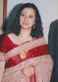 Rajkumari Dr. Sunanda Chand of Bilaspur