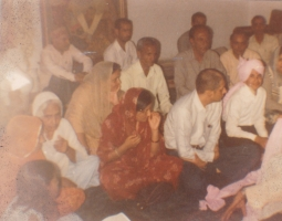 Tika Gopal Chand Pagri Ceremony on 26th October 1983 at Bilaspur